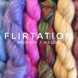 Flirtation Mohair Lace Weight