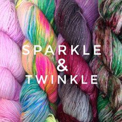 Sparkle & Twinkle Fingering Wt